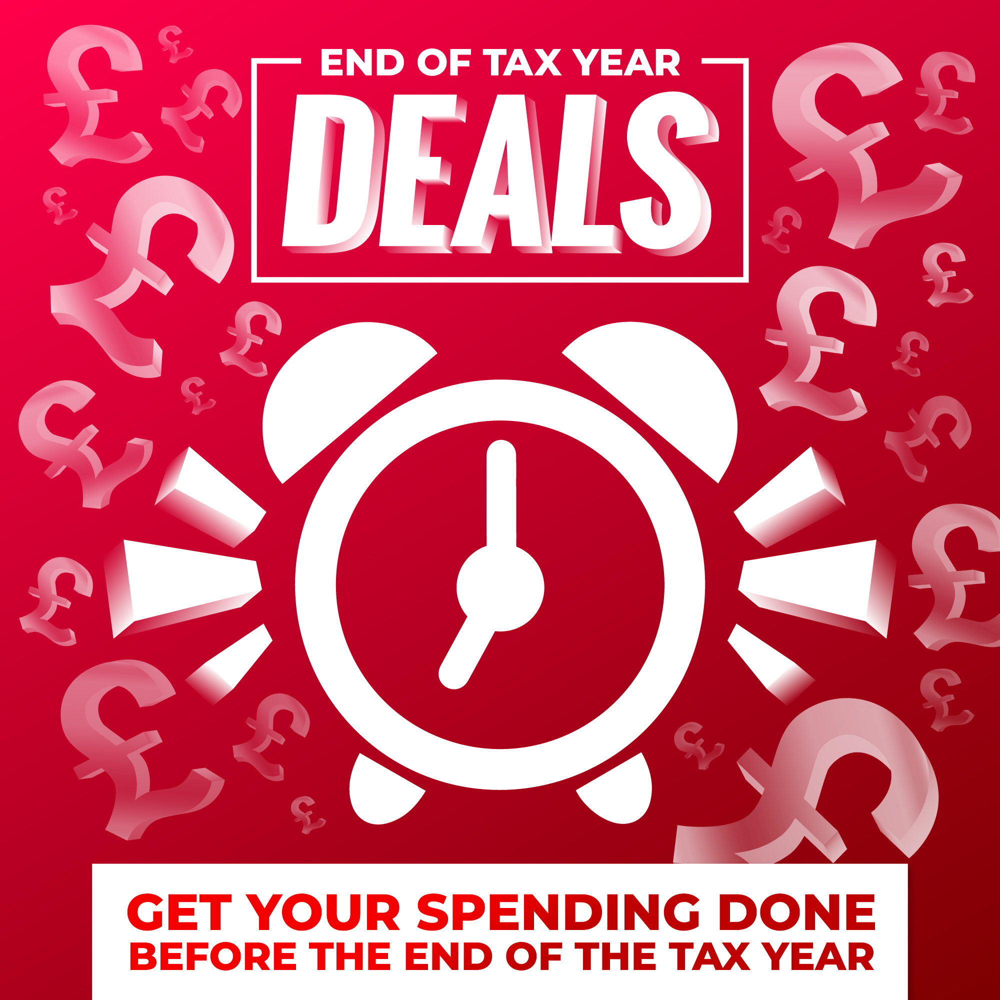 End of Tax Year Even
